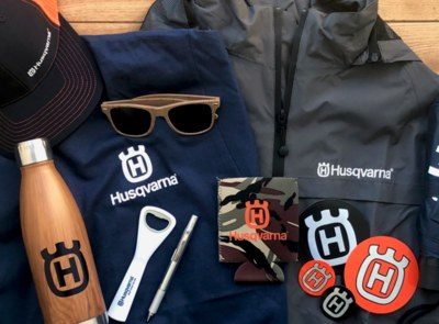 Husqvarna Swag Giveaway - Sweepstakes