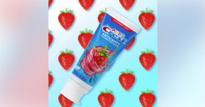 Free Sample of Crest Kid's Cavity Protection Strawberry Rush