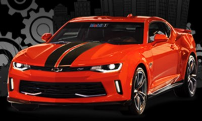 Win a Chevrolet® Camaro and get $5 Coupon
