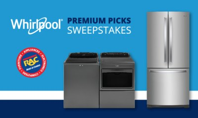 Whirlpool Premium Picks Sweepstakes