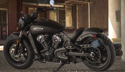 Win a Scout Bobber from Indian - Sweepstakes