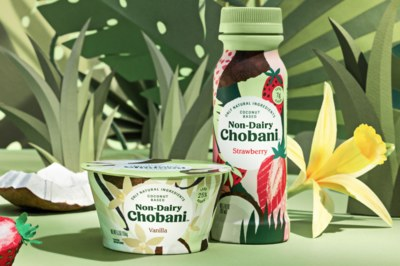 Free Chobani Non-Dairy Yogurt