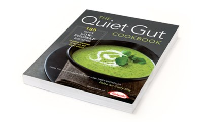 Get a Copy of The Quiet Gut Cookbook