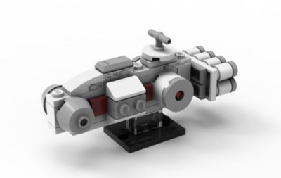 Free Lego - Tantive Make and Take