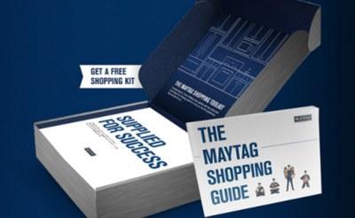 Free Maytag Shopping Kit