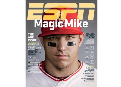 Free Subscription to the ESPN Magazine