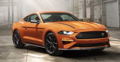 Win a 2020 Mustang Ecoboost - Sweepstakes