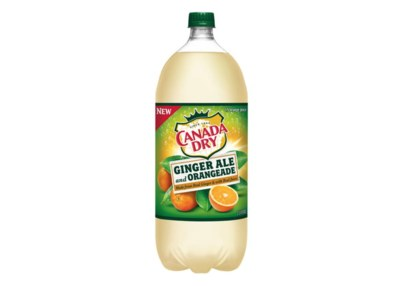 Free Canada Dry 2 Liter