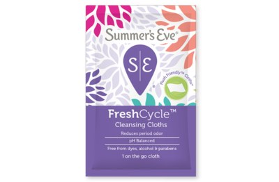 Free Summer's Eve Wipes