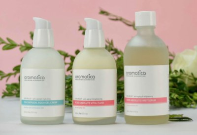 Free Samples from The Aromatica