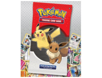 Free Pokemon Booster Pack from BestBuy