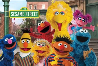 Free Sesame Street from Amazon