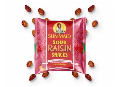 Free Sun Maid Sour Raisins