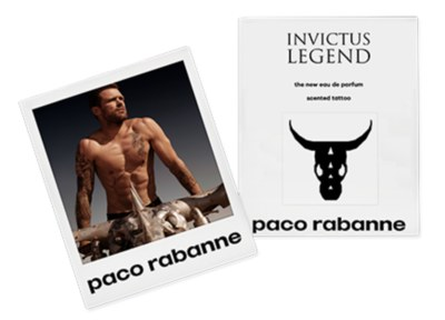 Free Invictus Paco Rabanne Perfume