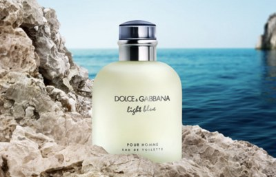 Free Light Blue Perfume by Dolce&Gabbana