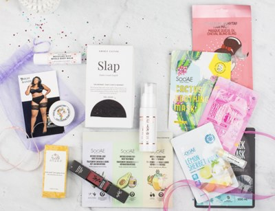 Free the REAL Glam Box - Sweepstakes