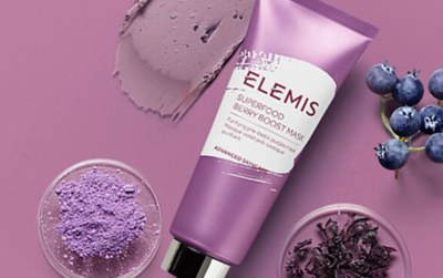 Free Berry Boost Sample from Elemis