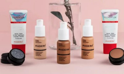 Free Makeup Samples from Phoera