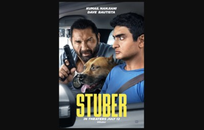 Free Movie Tickets from Stuber