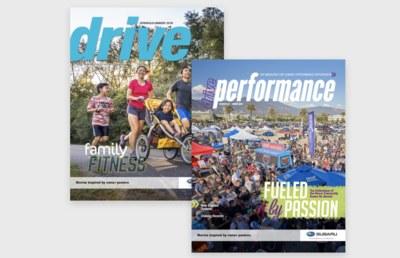 Free Suburu Drive Magazine