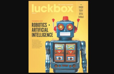 Free Subscription to Luckbox Magazine