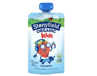 Free Stonyfield® Organic Kids Single