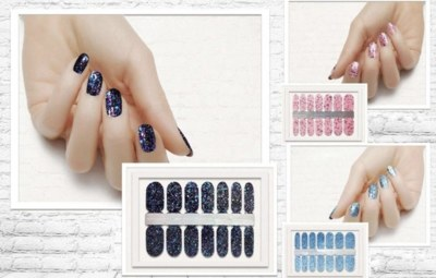 Tryspree - Free DIY Nail Polish Strips Sample
