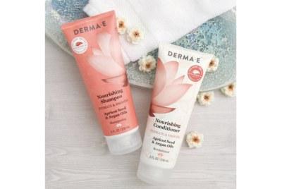 Free Sample of Nourishing Shampoo & Conditioner by DERMA E