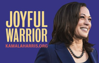 Free Kamala Harris Sticker