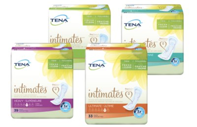 Free TENA Intimates Sample