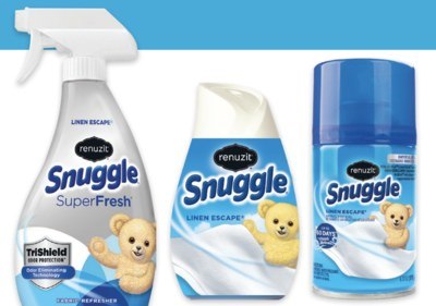 Free Renuzit Snuggle Product After Rebate