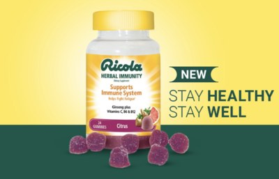 Free Ricola Gummies Sample