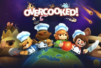 Free PC Game - Overcooked