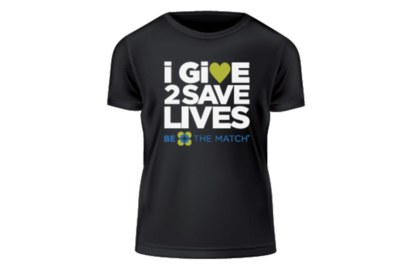Free Be The Match T-Shirt