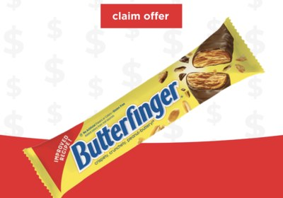 Free Butterfinger Candy Bar from Cub