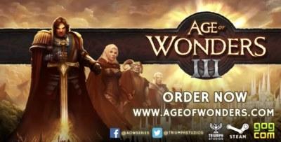 Free Age of Wonders III Game