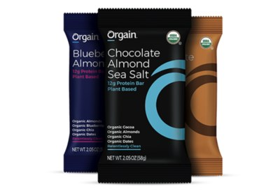 Free Orgain Simple Protein Bars