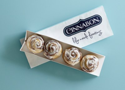 Free BonBites from Cinnabon