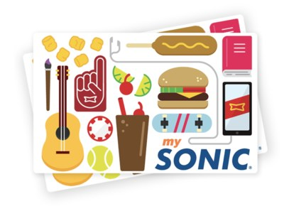 Win a Free SONIC® Gift Card - Sweepstakes