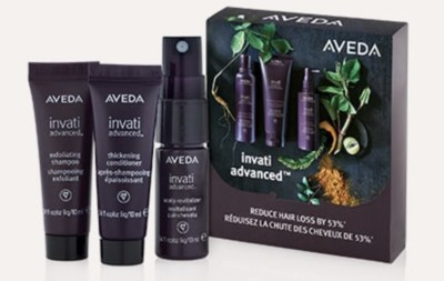 Free Aveda Makeup Sample of Invati Advanced