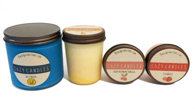 Free Samples of Cozy Candles