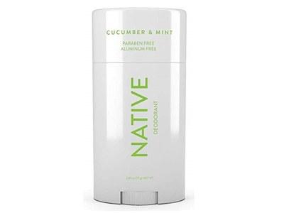 Free Sample of Native Deodorant