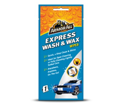 Free Samples of Armor All Express Wash & Wax Wipes