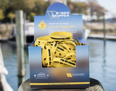 Free Sober Skipper Wristbands