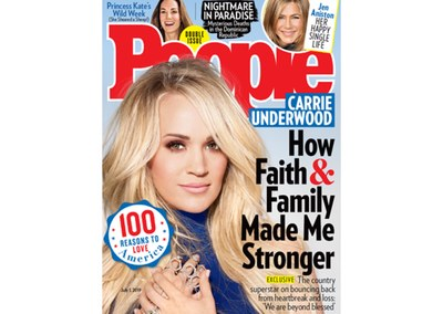 One Year Subscription to People Magazine for Free