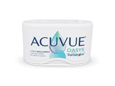 Acuvue Oasys with Transitions for Free