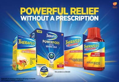 Free Theraflu Products
