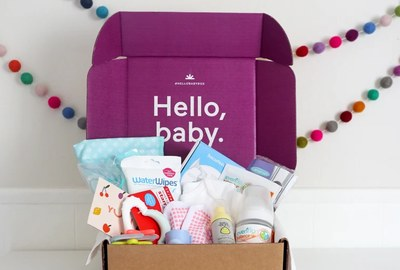 Babylist Hello Baby Box for Free