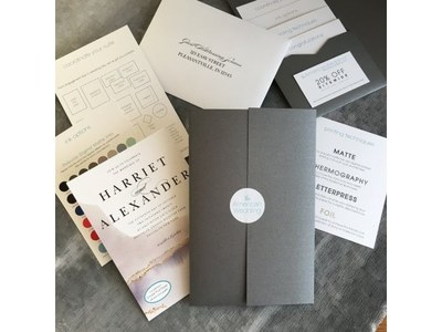 Free Samples of Wedding Invitation from The American Wedding