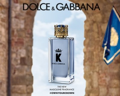 Free Sample of K by Dolce & Gabbana Fragrance